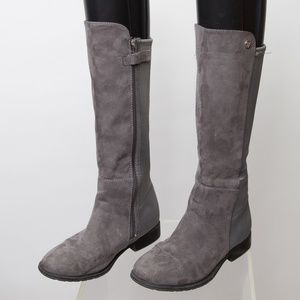 Stuart Weitzman Girl's Zip Up Boot Size 3